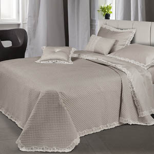 Eva, quilt - David Home srl - Biancheria per la casa Made in Italy